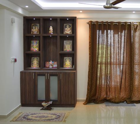 How to Decorate Pooja Room