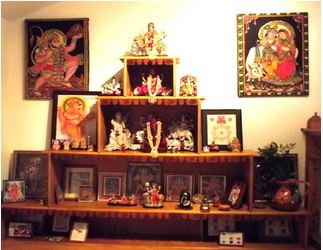 Pooja Room Ideas and Designs