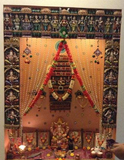 Pooja Room Ideas and Designs for Diwali