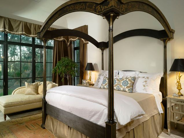 Four Poster Bed Design Ideas