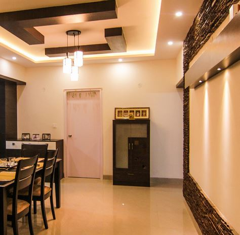 Pooja room designs in hall pooja room home temple for Small interior hall designs
