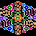 kolam Designs Tutorial