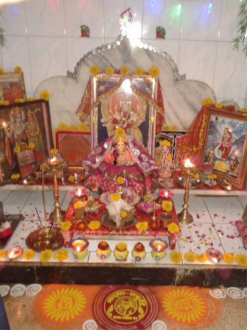 Pooja Room Designs And Decor For Diwali Pooja Room And