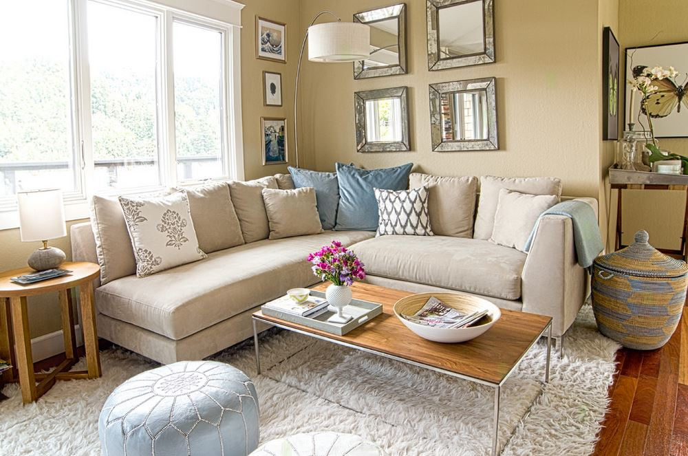 Small Living Room Interior Designs