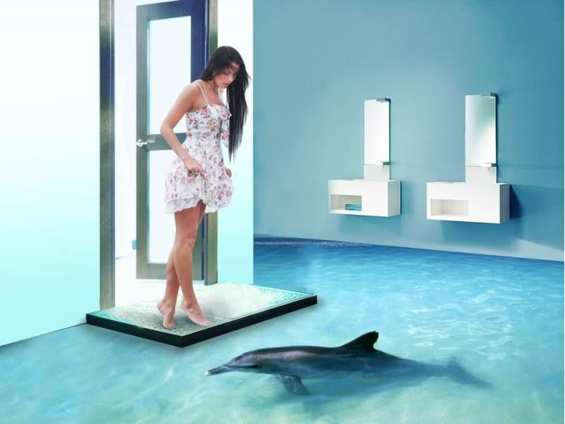 These 3D Bathroom Designs will Give a Realistic Look to Your Bathroom