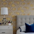 Floral Wallpaper for Bedroom