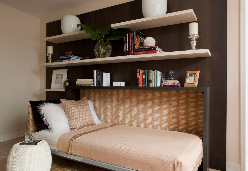 Discover Space Saving Small Bedroom Bed Designs