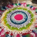 Beautiful and Easy Rangoli Designs
