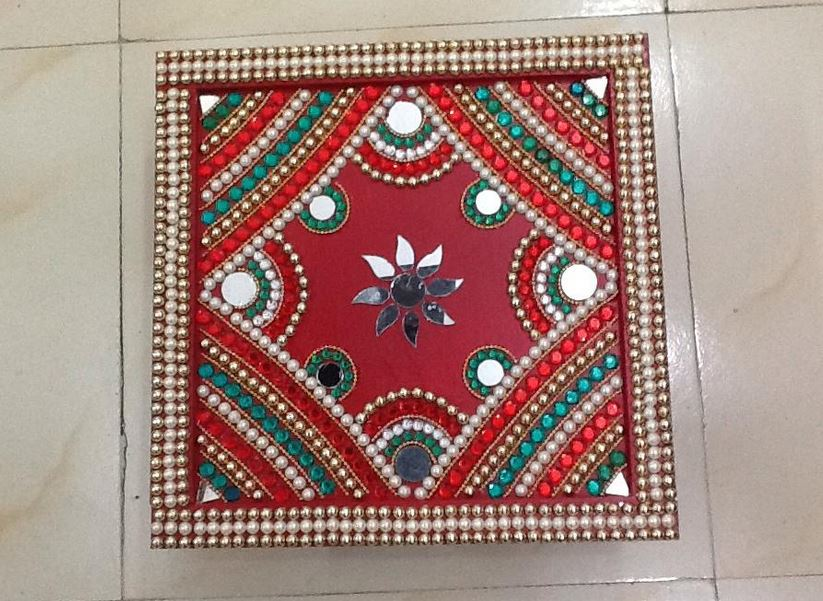 Pooja Chowki Decoration Ideas