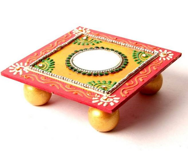 Pooja Chowki Decoration Room Decor And Designs