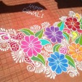 How to Make Rangoli Designs