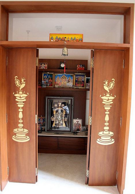 Pooja Room Door Designs Wood additionally Great Teak Wood Door Designs ...