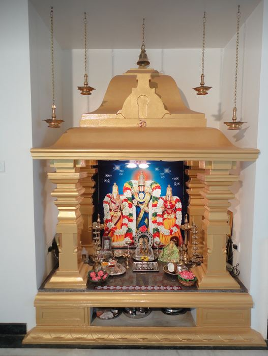 Get These Divine Pooja Room Designs for Home