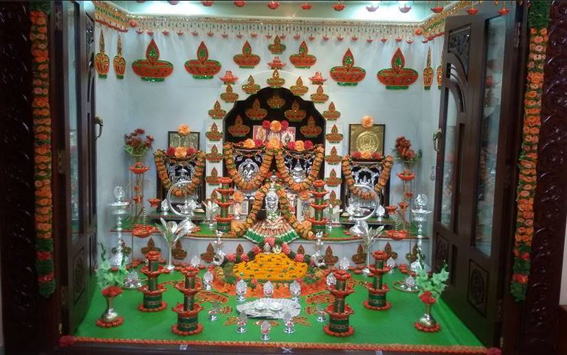Decoration Ideas For Janmashtami At Home