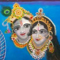 Rangoli Designs for Janmashtami