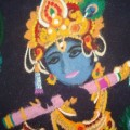 Rangoli Designs for Krishna Janmashtami