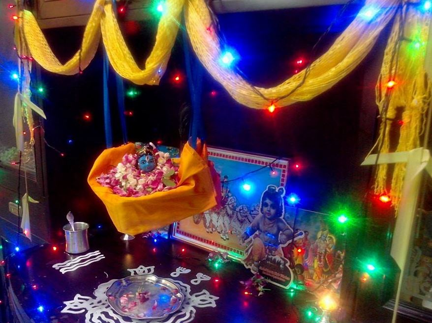 Janmashtami Decoration Ideas Janmashtami Janmashtami