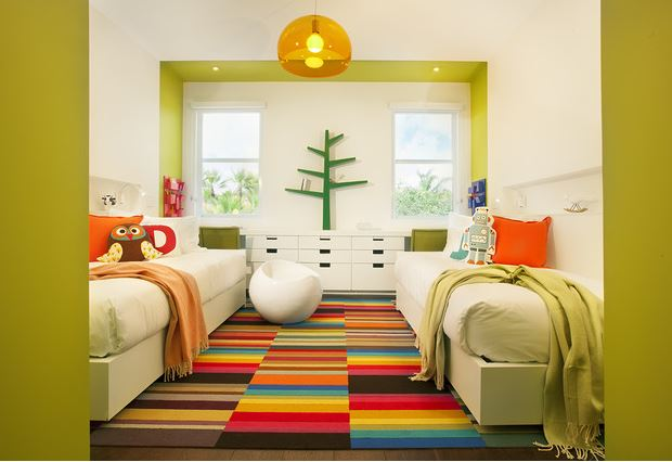 Bon Kids Room Design