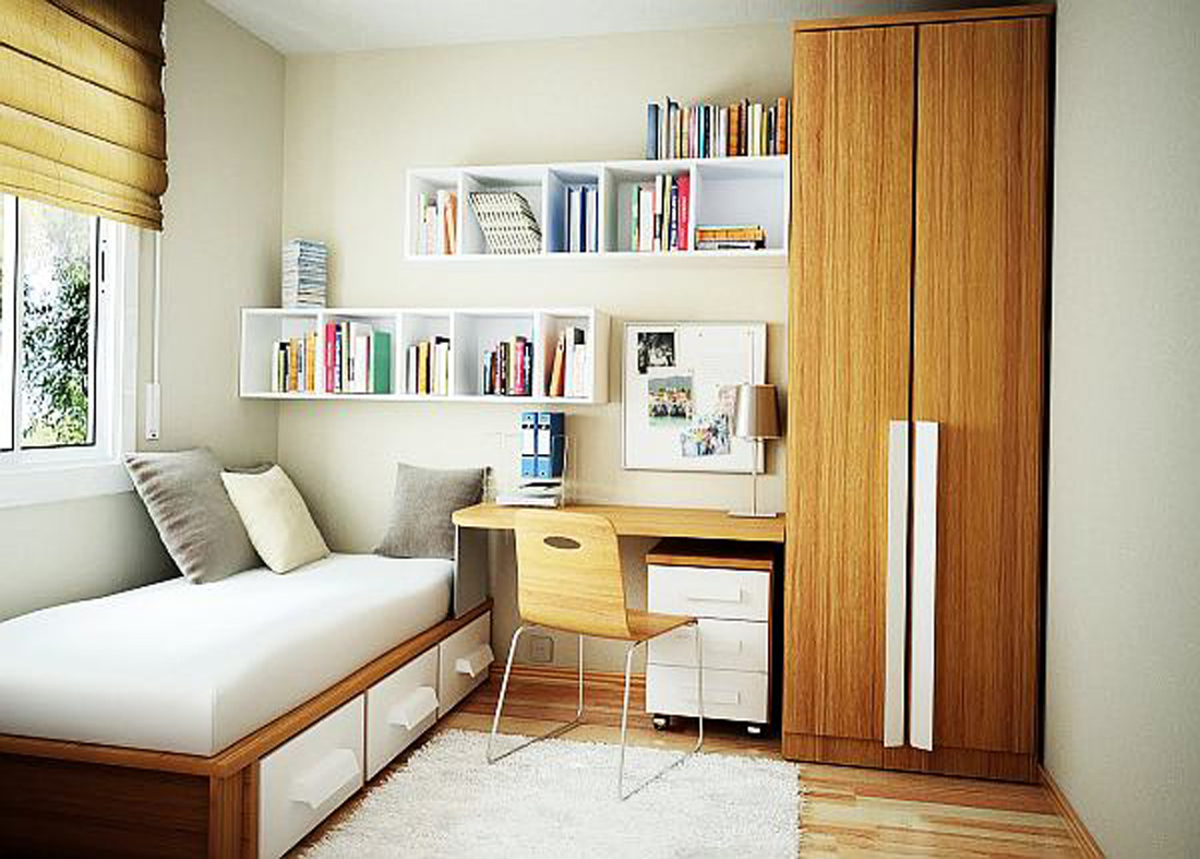 Cupboard Ideas For Small Bedrooms small bedroom storage ideas - small bedroom designs