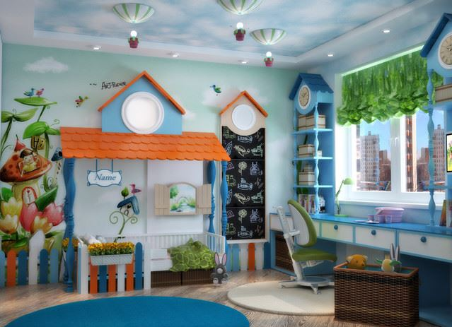 Kids Room Decoration Ideas Kids Room Decor Ideas