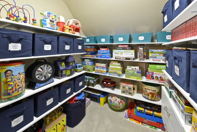 Kids Toy Storage Ideas