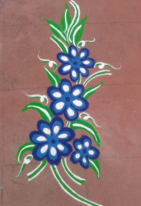 Beautiful Rangoli Designs Rangoli Rangoli Designs Diwali