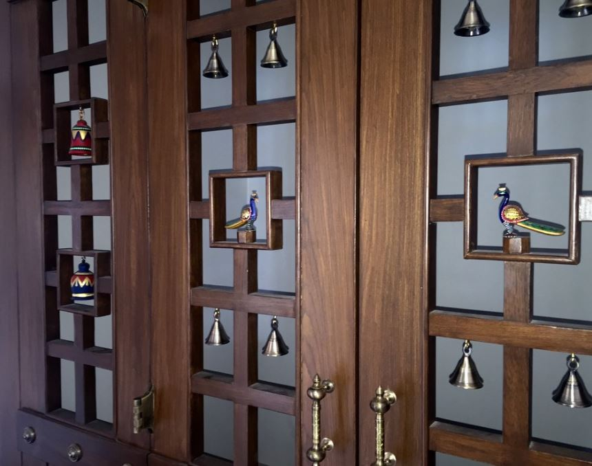 Pooja room door designs pooja room pooja room designs for House room door design