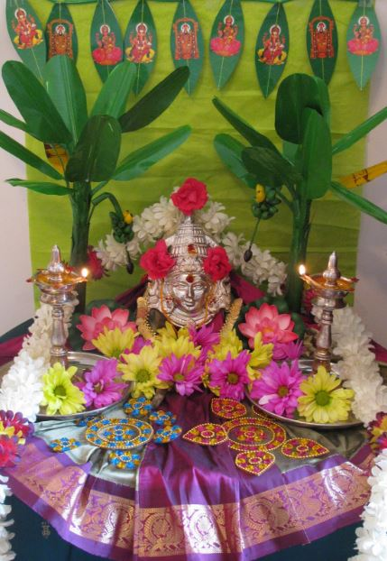 Varamahalakshmi Decoration Ideas