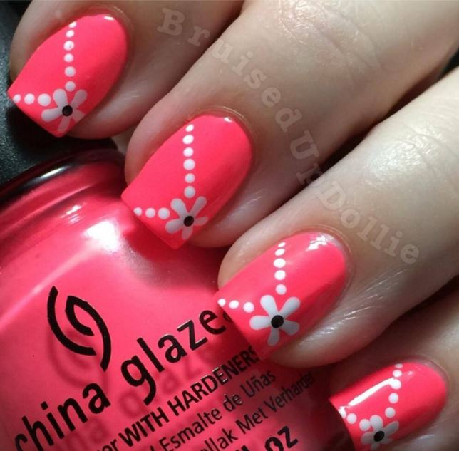 Simple Nail Designs: Nail Art For Beginners - Simple Nail Art