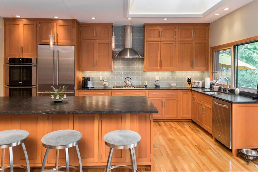 Kitchen Design Ideas Wood Countertop