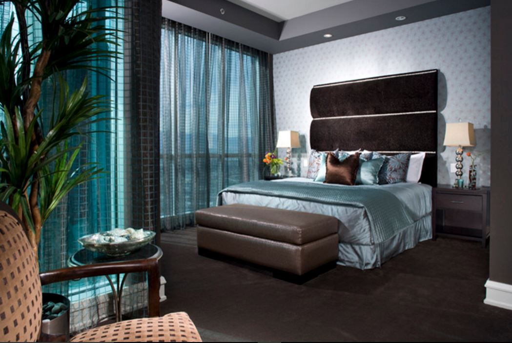 Contemporary Bedroom Interior Design India