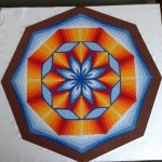 How to Make 3D Rangoli