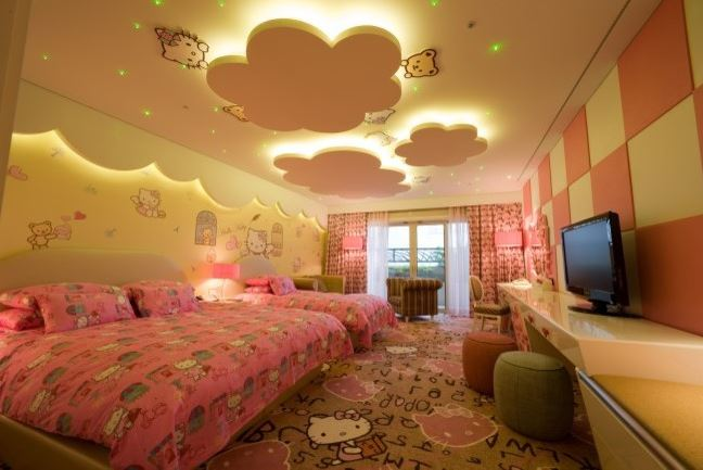 Kids Room Ceiling