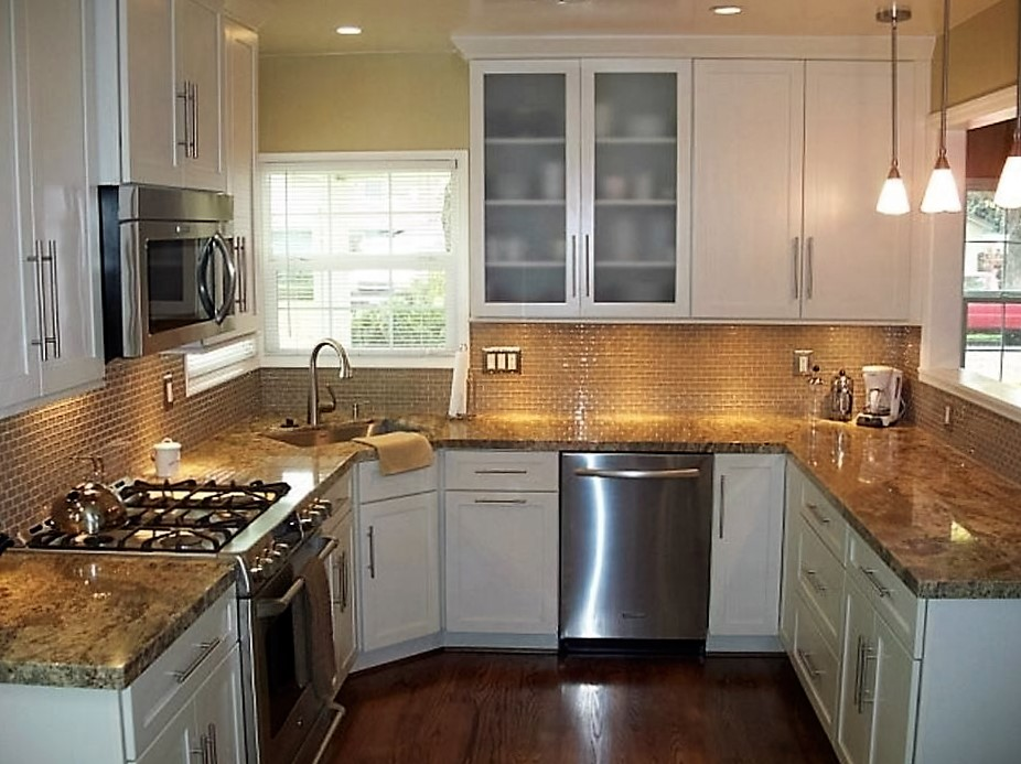 Charming Kitchen Designs For Small Kitchens