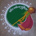 Rangoli Designs for Gudi Padwa