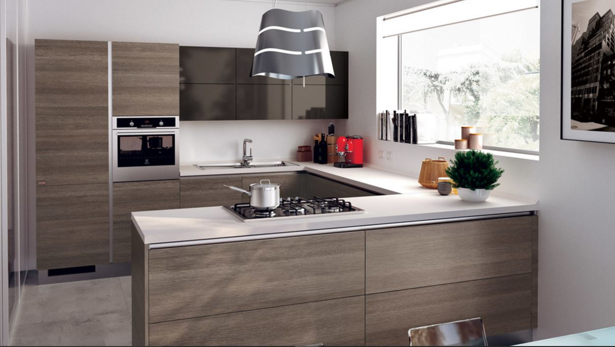 Simple kitchen designs modern kitchen designs small for Muebles de cocina kitchen
