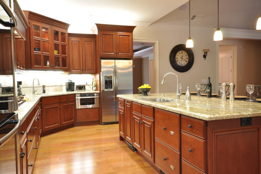 Kitchen Design Ideas: Kitchen Designs For Small Kitchens