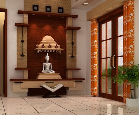 Small Pooja Room Designs on Kerala Furniture Designs