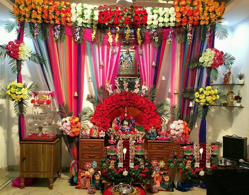 Decoration Images For Pooja