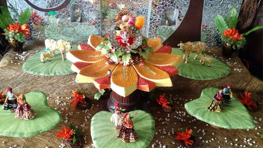 Krishna Janmashtami Decoration Pictures