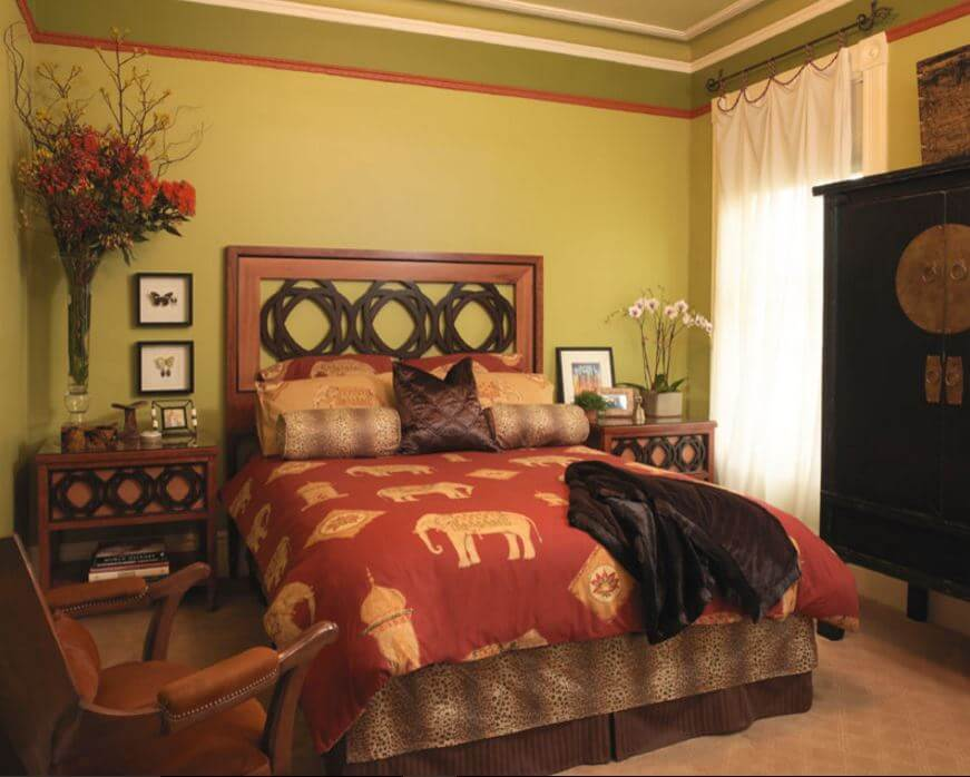 Asian Bedroom Designs Indian Bedroom Designs
