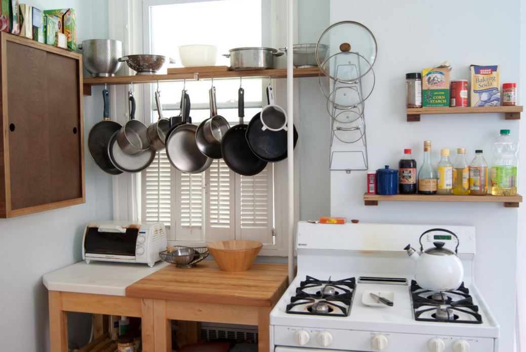 Kitchen Storage Ideas For Small Spaces Kitchen Storage