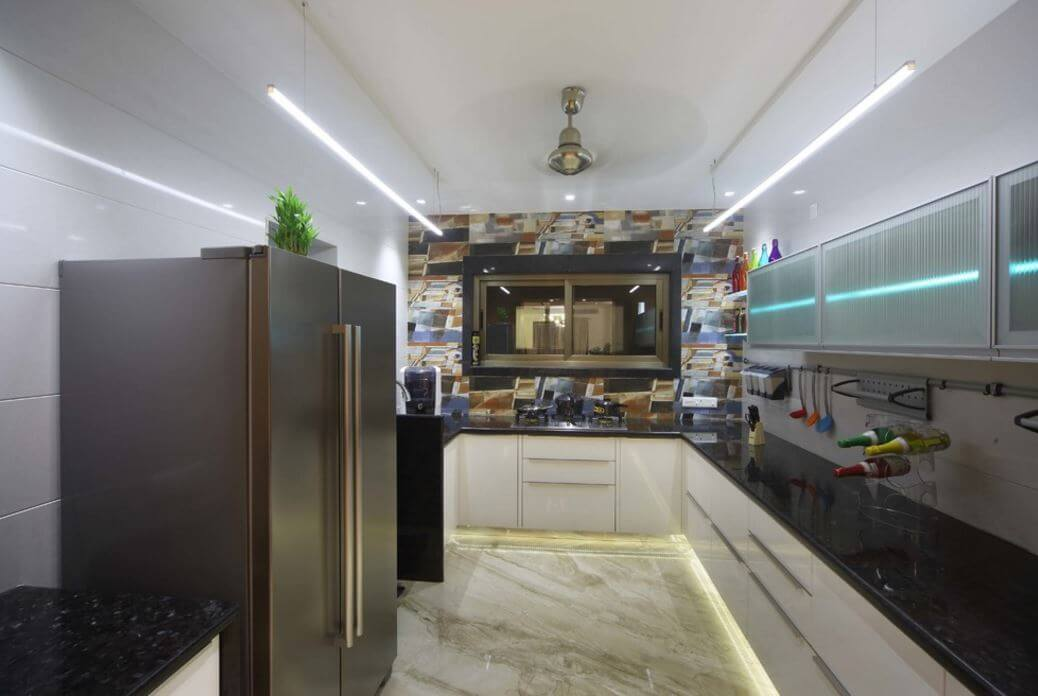 Indian Style Kitchen Design
