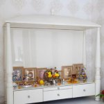 Wooden Pooja Mandir Designs for Home