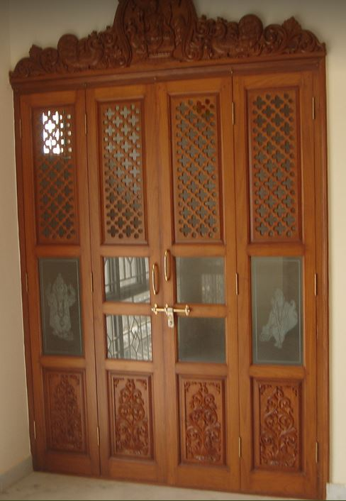 Pooja Room Door Designs Pooja Room Pooja Room Designs