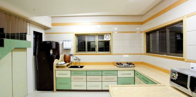 Small kitchen design ideas archives pooja room and for Kitchen designs 2017 india