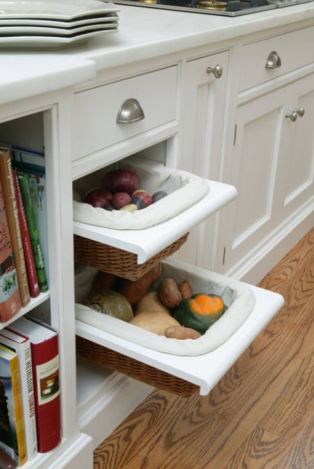 Kitchen Storage and Organization Ideas