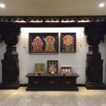 Interior Design for Pooja Room Wall Units